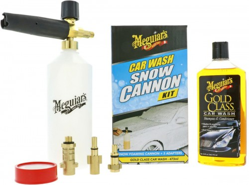 Meguiars - Car wash snow cannon kit