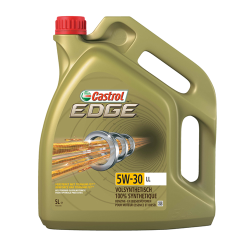Castrol - EDGE TI 5W-30 LL - 5000 ml